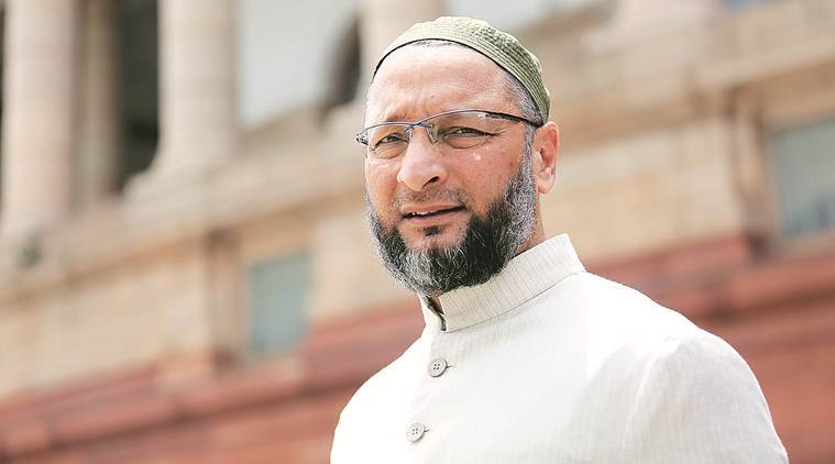 AIMIM chief Owaisi slams MoS G Kiran Reddy's reported comments on terror in Hyderabad