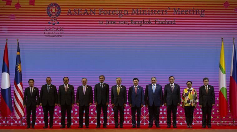 Southeast Asian leaders open ASEAN summit in Bangkok