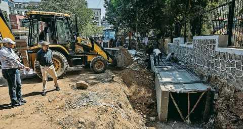 Mumbai monsoon audit:A spot check of chronic flooding areas