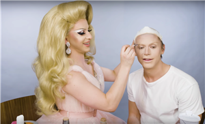 Antoni From 'Queer Eye' Was Put Into Drag By Miz Cracker & The Result Is Incredible