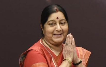 Sushma Swaraj vacates govt house: 'You have set an example,' says Twitter   india news   Hindustan Times