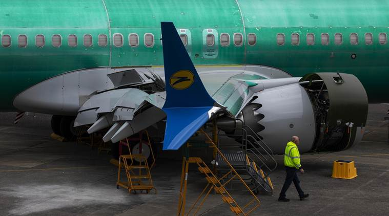 A late change, and fatal flaws, in a Boeing jet design