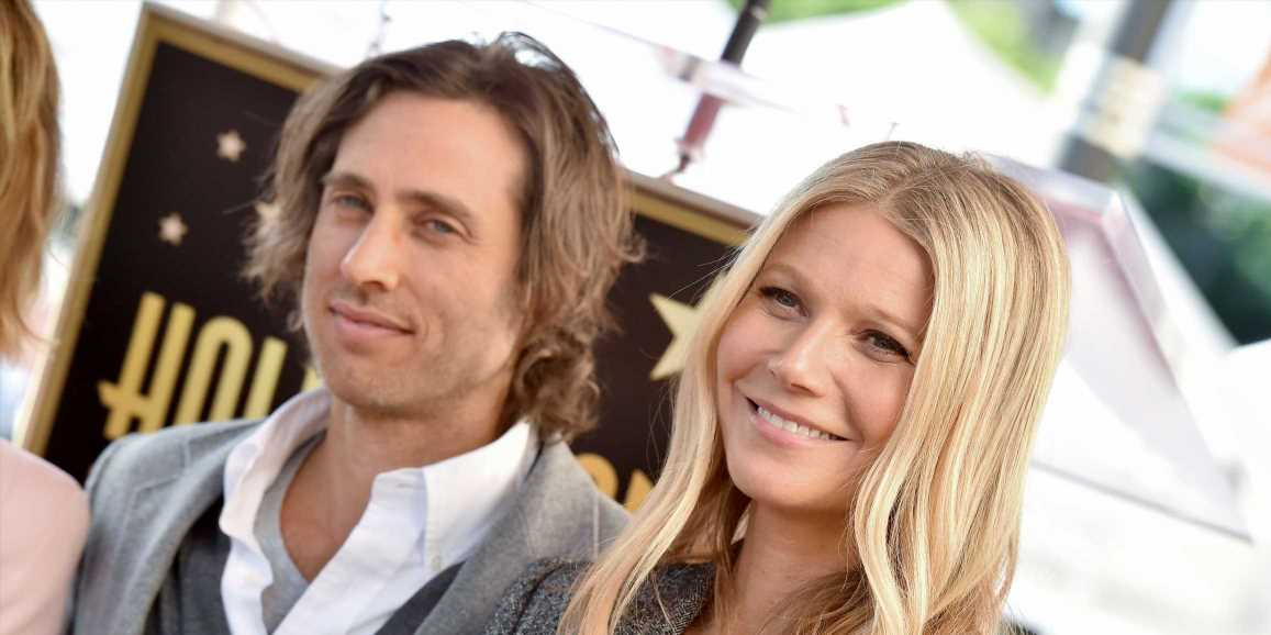 Gwyneth Paltrow and Brad Falchuk Don't Live Together
