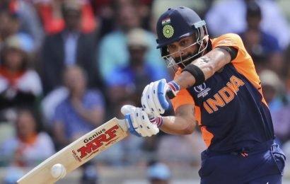 India vs England: Virat Kohli scripts history with fifth consecutive World Cup fifty | cricket | Hindustan Times