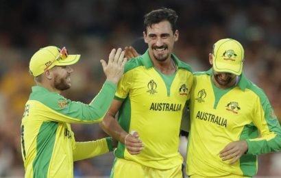 World Cup 2019: Mitchell Starc, Alex Carey star in Australia's 86 run win over New Zealand | cricket | Hindustan Times