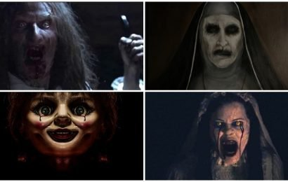 Before Annabelle Comes Home, here is a ranking of all films in the Conjuring universe