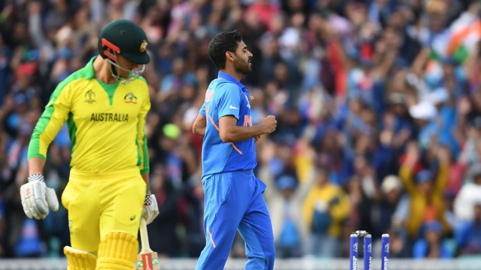 ICCWorld Cup 2019:Bhuvneshwar Kumar  explains how India planned for David Warner, Steve Smith