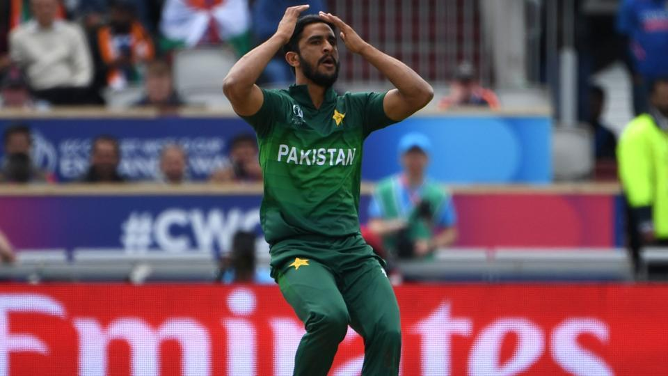 ICC World Cup 2019: Hassan Ali deletes tweet backing India to win World Cup title