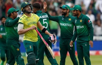 ICCWorld Cup 2019:Pakistan knock out South Africa with 49-run win, stay alive in World Cup