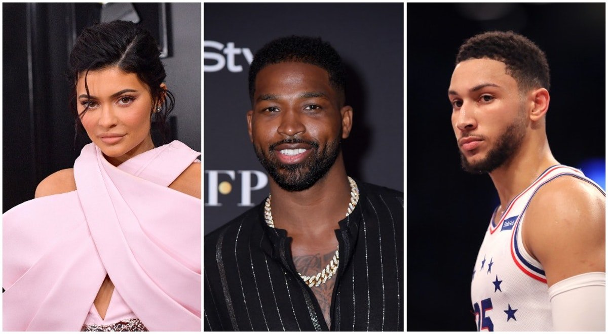 This Video Of Kylie Jenner, Ben Simmons, & Tristan Thompson At The Same Club Is So Awkward