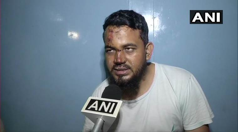Delhi: Cleric claims hit by car for refusing to chant Jai Shri Ram, police say looking for evidence