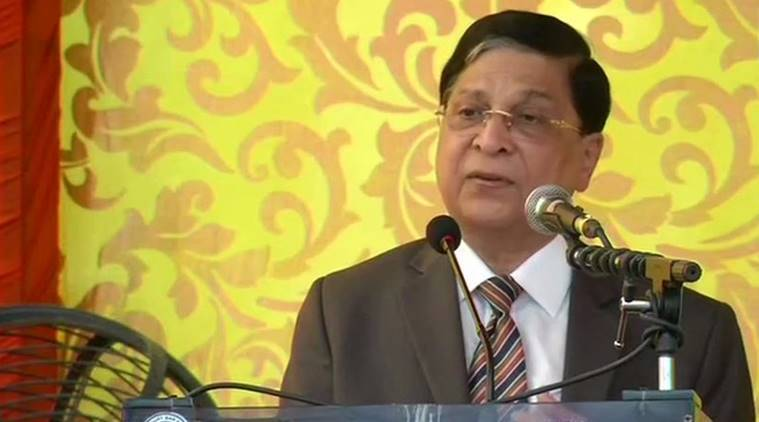 Ex-CJI Dipak Misra calls for stringent laws to safeguard intellectual property rights