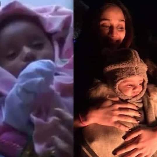 Disha Vakani of Taarak Mehta Ka Ooltah Chashmah shares a cute pic of her baby girl, Stuti | Bollywood Life