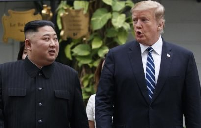 'We'll see each other for two minutes': Trump says he could meet North Korea's Kim at the DMZ | world news | Hindustan Times