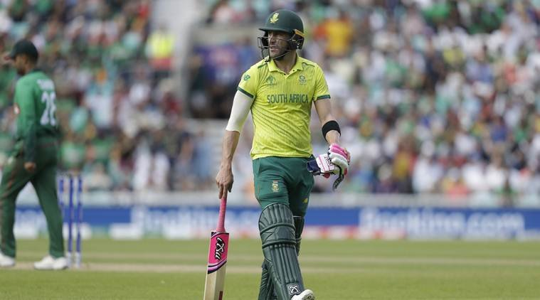 Faf du Plessis looking for new strategy ahead of India clash