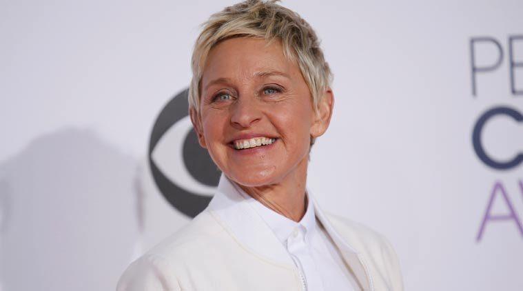 'Live your life with integrity': Ellen DeGeneres