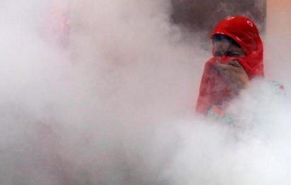 Fumigation in the time of Ramzan | gurgaon | Hindustan Times
