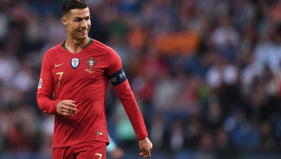 Cristiano Ronaldo served with papers in US rape lawsuit