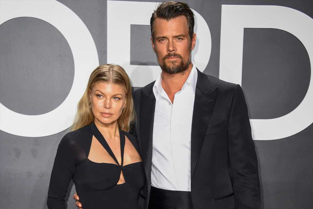 Fergie and Josh Duhamel file for divorce two years after separating