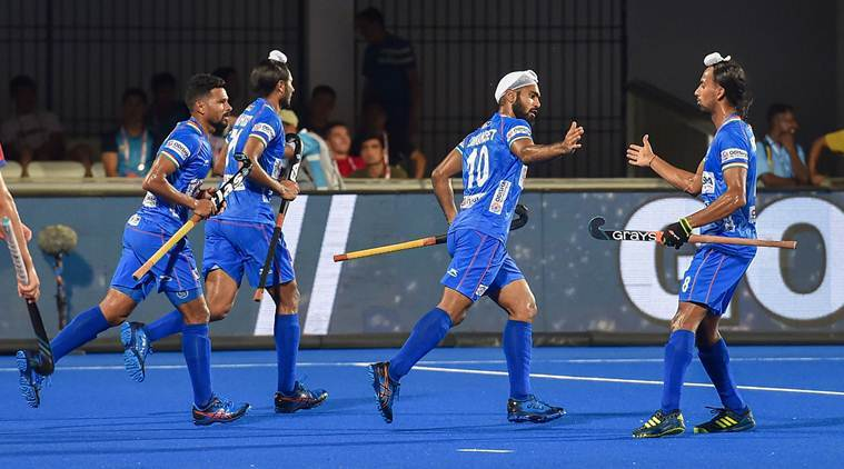 India maul hapless Russia 10-0 in FIH Series Finals