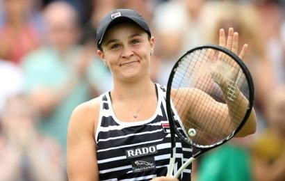 All hail the 'new queen' – Australia piles praise on top-ranked Barty