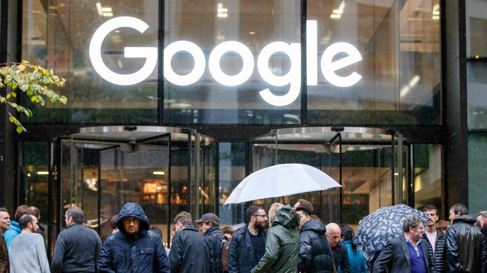 Google worker who organised walkout protesting company's handling of sexual misconduct quits