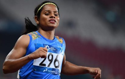 Dutee Chand pulls out of Central Asian events