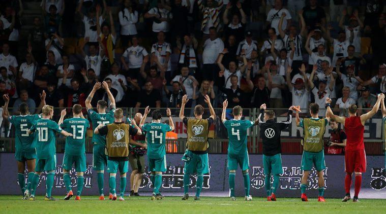 Euro 2020 Qualifiers: Germany overhaul on track, eye win over Estonia, says Serge Gnabry