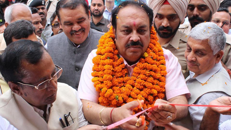 Amritsar airport's profit up by Rupees 12 crore : Shwait Malik