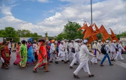 Palkhi a pan-India phenomenon, says Sadanand More