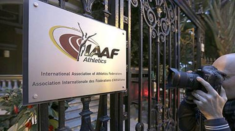 IAAF extends ban on Russian athletics federation over doping