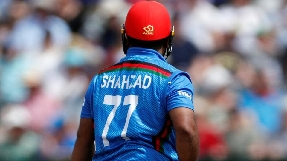 ICCWorld Cup 2019: Afghanistan Cricket Board 'conspired' against me – Mohammad Shahzad