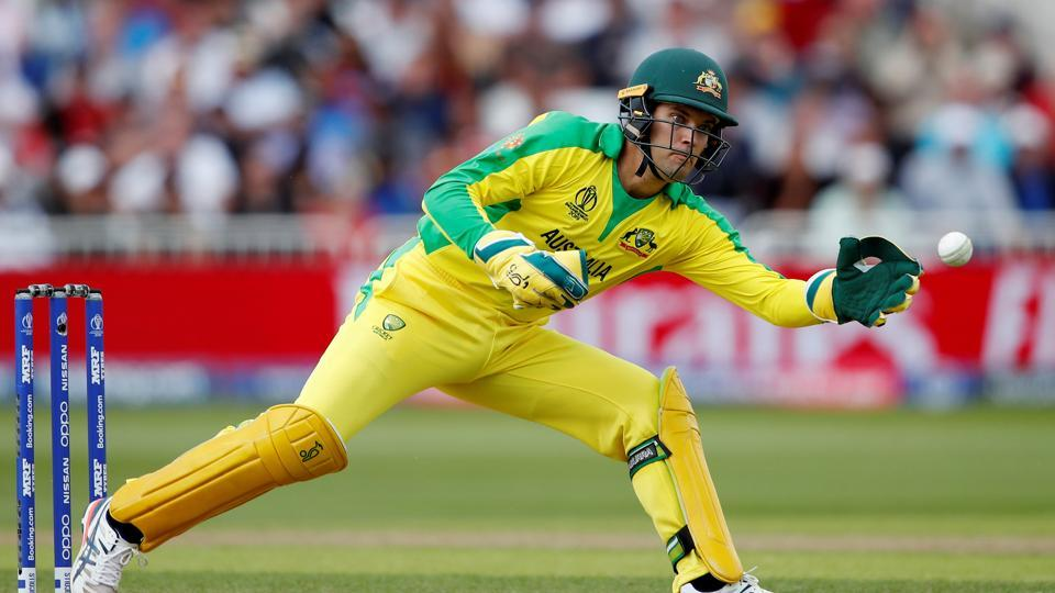 ICC World Cup 2019: Australia wicket-keeper Alex Carey looking  to learn from 'calm' Dhoni