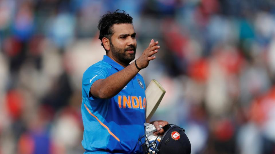 ICC World Cup 2019: Rohit Sharma – Tale of three dropped catches, flying edges and an unbeaten ton
