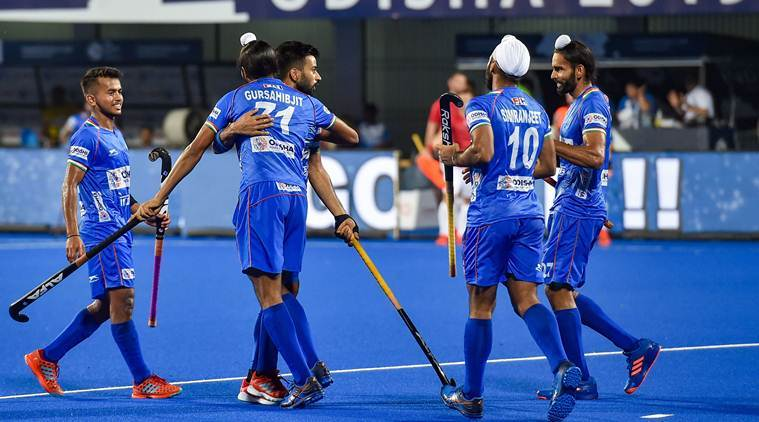 Graham Reid's simple and friendly approach is helping us: Manpreet Singh