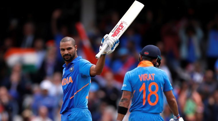 World Cup 2019: Ton-up Dhawan powers India to clinical win over Australia