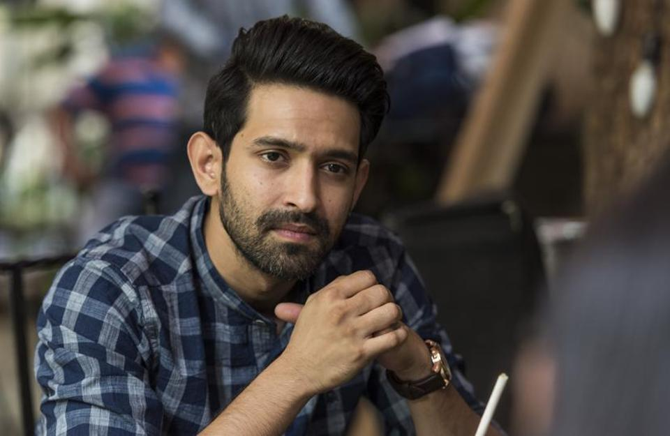 I love playing the common man: Vikrant Massey