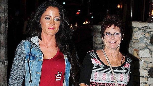 Jenelle Evans Hugs Daughter Ensley, 2, & Accuses Mom Of Blocking Her Phone Number — Watch
