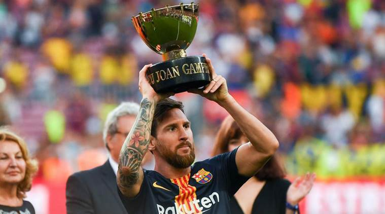 Barcelona to play Arsenal in Joan Gamper Trophy at Nou Camp