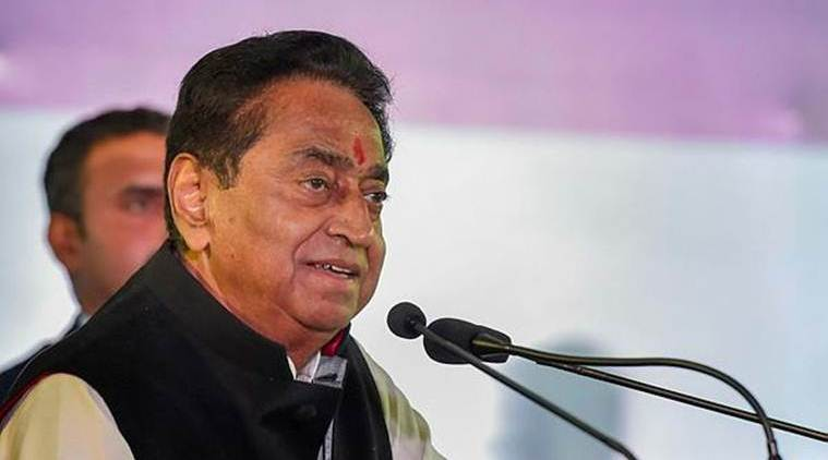 After BJP barbs, Kamal Nath calls meet to take stock of power situation