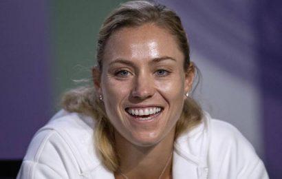 Angelique Kerber not fazed by tough Wimbledon draw