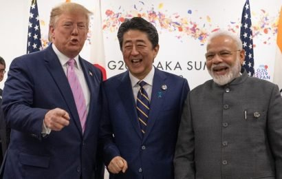With a three-way fist-bump, JAI trilateral goes annual