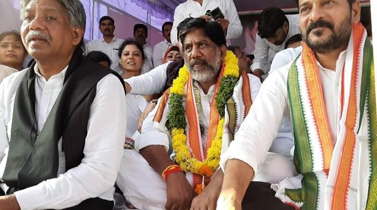 Telangana MLAs defection: Congress leader Vikramarka on indefinite fast shifted to hospital