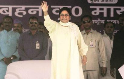 Despite its rules, BSP gives top jobs to Mayawati's kin