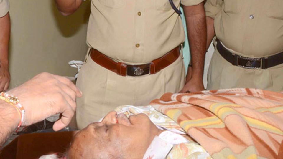 SIT arrests suspected bike rider in Kalburgi murder