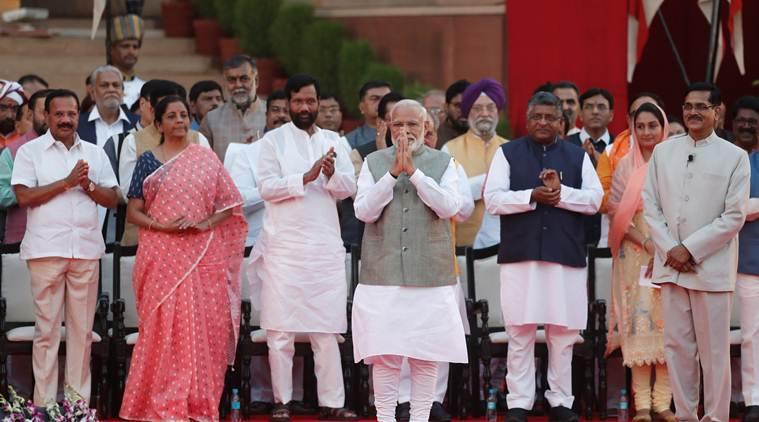 PM Modi receives congratulatory calls from Korea, Zimbabwe counterparts for poll victory