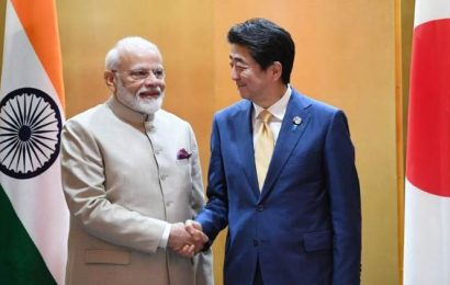 PM Modi pitches for stronger India-Japan ties, says bullet train example of mutual respect