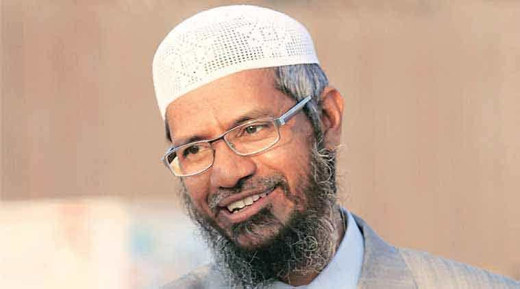 Government formally requests Malaysia to extradite Zakir Naik