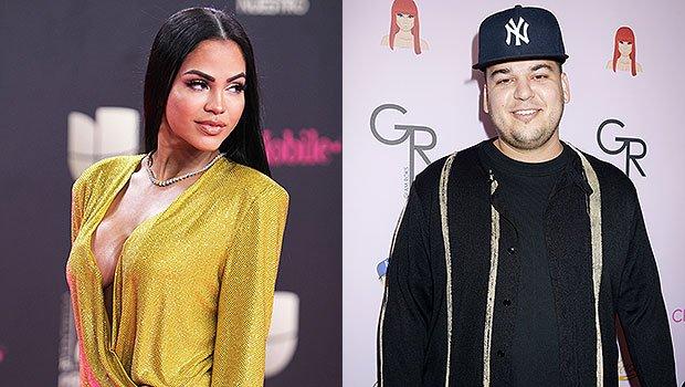 Natti Natasha Responds To Rob Kardashian's Flirty Tweet With Sweet Message About Dream: 'God Bless Her'