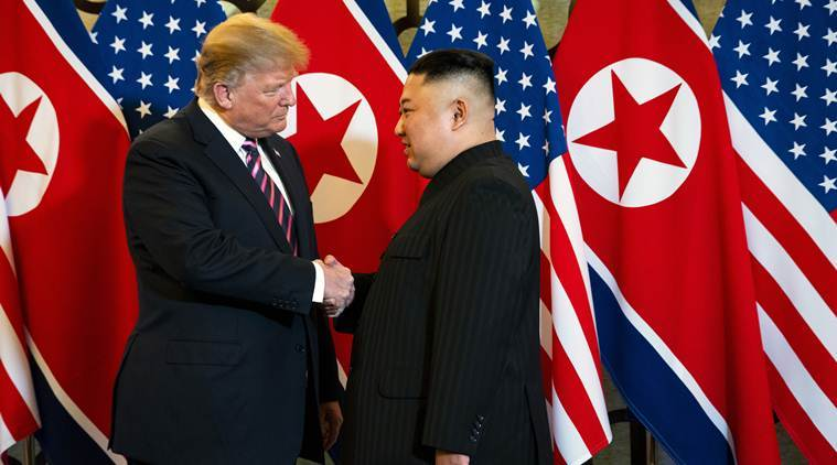 The ups and downs since Trump first met North Korea's Kim